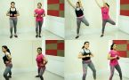 Aerobic Dance to lose weight | Easy aerobic exercises to lose weight at home; Watch Video