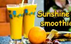 Sunshine Smoothie Recipe | Mixed Fruit Juice Recipe | Summer Special | Boldsky
