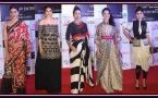 Shilpa Shetty, Hina Khan, Kriti SPOTTED in Fusion Fashion at Dadasaheb Phalke Awards 2018