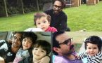 Shahrukh Khan, Shahid & Other Bollywood Fathers who spend maximum times with their kids