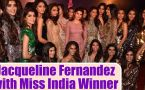 Jacqueline Fernandez unveils 30 finalists of Miss India State Winner 2018