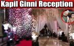Kapil Sharma & Ginni all set for Mumbai Reception with Beautiful Decoration