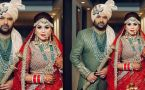 Kapil Sharma & Ginni Chatrath's FIRST Photo as bride & groom; Check Out