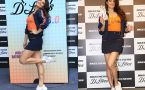Jacqueline Fernandez looks super cool in Sporty Outfit at Skechers' Shoe Launch