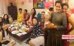 Sameera Reddy's Baby Shower with her family & friends; Check Out