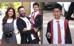 Shilpa Shetty celebrates her son Viaan Kundra's birthday in Harry Potter style