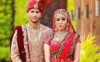 Aarti Chabria looks beautiful in her marriage with Visharad Beedassy; Photo goes viral
