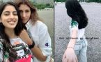 Shweta Bachchan & Navya Naveli look beautiful in Japan
