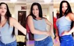 Monalisa's hot dance moves on Kamariya song; Watch Video