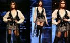 Lakme Fashion Week 2019: Tara Sutaria shines in slip dress on ramp ; Watch video