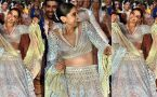 Deepika Padukone dances on Disco Deewane song during ramp walk; Watch video