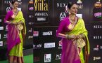 IIFA 2019 : Rekha Looks Stunning at Award Night
