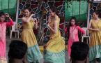 Dia Mirza DANCES with underprivileged children at social event