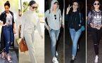 Deepika Padukone, Kareena Kapoor and Other Bollywood Celebrities WINTER LOOK