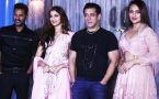 Sonakshi Sinha Looks Gorgeous With Salman Khan at Dabangg 3 Promotion