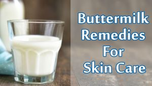 5 Amazing DIY Buttermilk Remedies For Skin Care | Boldsky