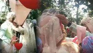 Rubina Dilaik Abhinav Shukla Wedding: Varmala पर RubinaAbhinav की मस्ती