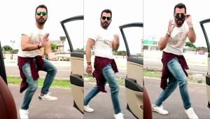 Manu Punjabi shares his DANCE Video of ChiChi challenge: Watch Here