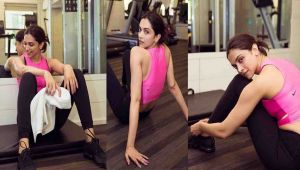 Deepika Padukone's no make up gym look goes VIRAL