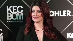 Twinkle Khanna looks Fabulous at Kohler Experience Center Launch