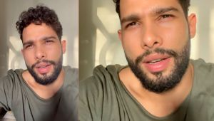 Bollywood Actor Siddhant Chaturvedi has written a poem on the current situation