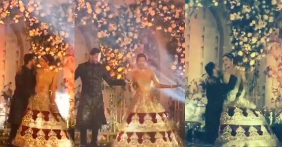 गौहर खान जैद दरबार ने रिसेप्शन पर किया रोमेंटिक डांस; वीडियो वायरल - BoldSky