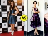 Ditto! Alia Bhatt Or Kangana Ranaut In A Glitter Dress?