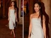 Lisa Haydon's Off-Shoulder Dress Is An Ideal Brunch Date Outfit