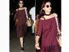 OMG! Sonam Kapoor Enters Kardashian Fashion Club With This Edgy Airport Look