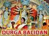 What is Durga Balidan?