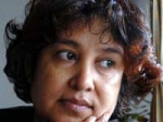 Taslima Desires To Stay In Tripura