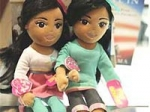 Obama Daughters Toy Dolls