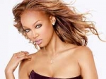 Tyra Banks Burger Fries