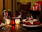 Decorate Dining Table Room Christmas