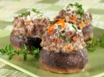 Stuffed Mushrooms Crab Recipe