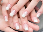 Get White Nail Tips Naturally