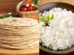 Roti Rice Healthy