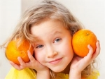 Healthy Fruits Children