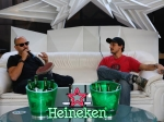 Tiger And Woods Heineken Green Room