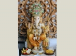 Install Worship Lord Ganesha Home