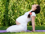 Yoga Tips Pregnancy
