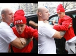 Justin Bieber Fights Paparazzi