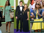Kim Sears Wimbledon Style Icons