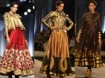 Gold Inspired Shantanu Nikhil 2013 Ibfw