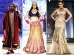 India Bridal Fashion Week 2013 Day One