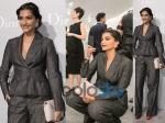 Sonam Kapoor Dior Exhibition