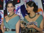 Bun Hairstyles To Steal From Sonam Kapoor