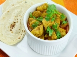 Low Fat Dahi Chicken Recipe