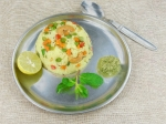 Hara Bhara Upma Breakfast Recipe