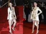 Golden Girl Katy Perry Music Awards Cannes